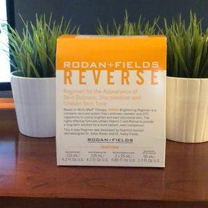 NWOT Rodan + Fields Reverse Regimen